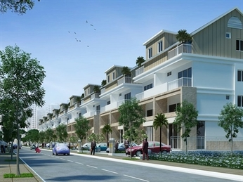 DỰ ÁN VANDA LUXURY HOUSING